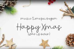 Music Time Peizegem – Happy Xmas in beeld, en op muziek vanuit ons kot!